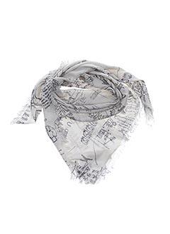 Foulard blanc CLOSED pour femme