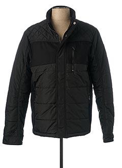 Veste casual noir NO EXCESS pour homme