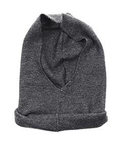 Bonnet gris YAYA pour femme