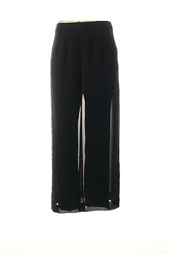 Pantalon chic noir CHRISTIAN MICHEL pour femme