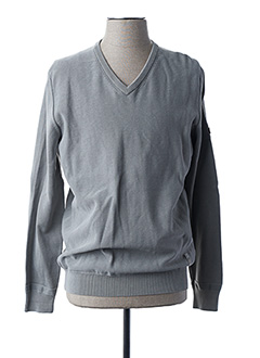 Pull col V gris CAMEL ACTIVE pour homme