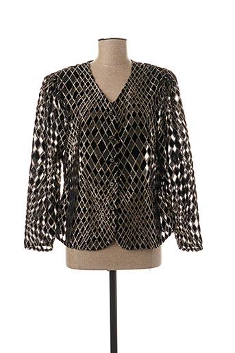 Veste casual gris FOSBY pour femme
