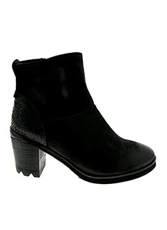 Bottines/Boots noir FELMINI pour femme