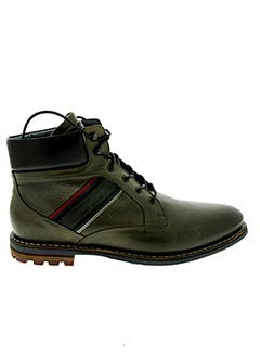 Bottines/Boots vert CYCLEUR DE LUXE pour homme