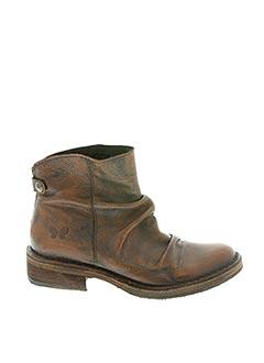 Bottines/Boots marron FELMINI pour femme