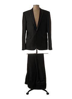 Veste/pantalon noir IZAC pour homme