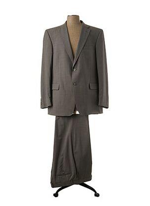 Veste/pantalon gris BRUNO SAINT HILAIRE pour homme