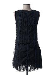 Robe courte noir VIRGINIE & MOI pour femme seconde vue