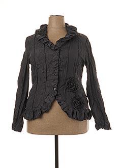 Veste chic / Blazer gris L33 pour femme