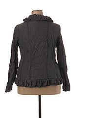 Veste chic / Blazer gris L33 pour femme seconde vue