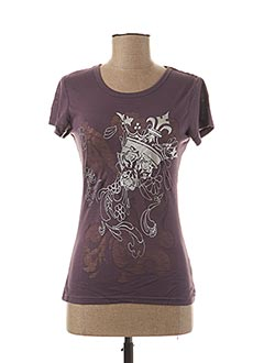 Produit-T-shirts-Femme-BISOU D'EVE
