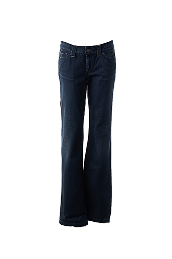 Jeans coupe droite bleu TEDDY SMITH pour fille