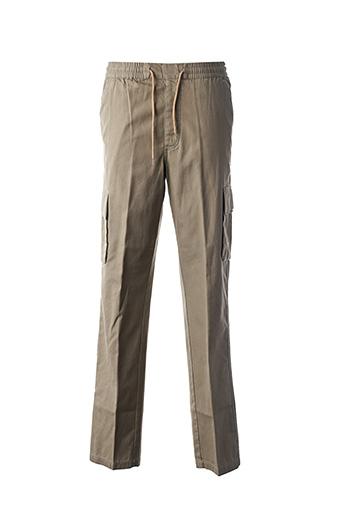Pantalon casual marron PETER COFOX pour homme