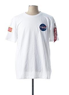 Produit-T-shirts-Homme-ALPHA INDUSTRIES