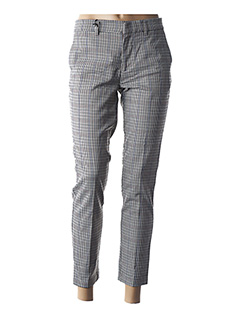 Pantalon casual beige TEDDY SMITH pour femme
