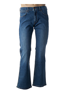 Jeans bootcut bleu WRANGLER pour homme