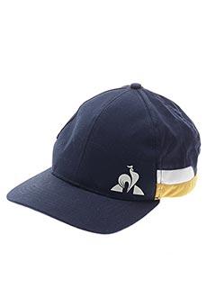 Casquette bleu LE COQ SPORTIF pour unisexe