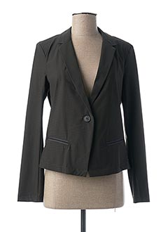 Veste chic / Blazer noir SANDWICH pour femme