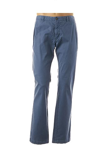 Pantalon casual bleu TIBET pour homme