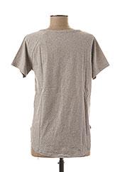 T-shirt manches courtes gris ROXY pour femme seconde vue