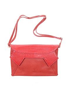 Pochette rouge ELITE pour femme
