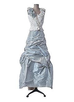 Top/jupe bleu LINEA RAFFAELLI pour femme