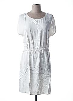 Robe courte beige TEDDY SMITH pour femme