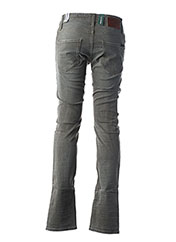 Jeans coupe slim vert TEDDY SMITH pour homme seconde vue