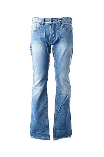 Jeans coupe droite bleu KAPORAL pour homme
