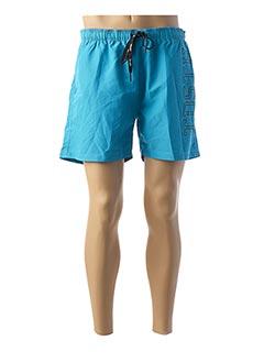 Short bleu TEDDY SMITH pour homme