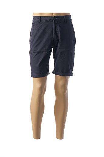 Bermuda bleu LEE pour homme