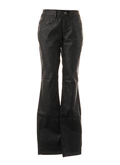 Pantalon chic noir STREET ONE pour femme