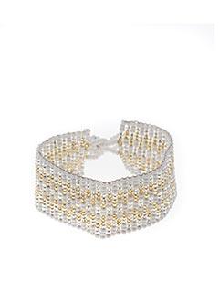 Bracelet blanc MAMAGAYO pour femme
