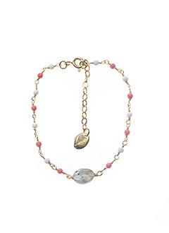 Bracelet gris UNE À UNE pour femme