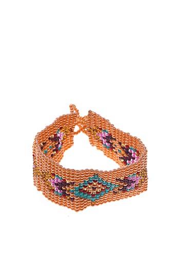 Bracelet orange MAMAGAYO pour femme