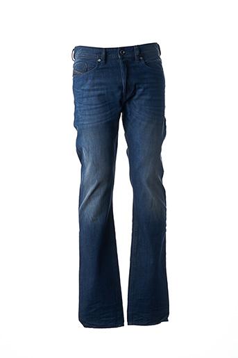 Jeans coupe slim bleu DIESEL pour homme