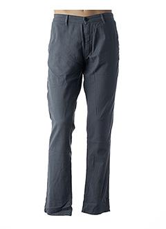 Pantalon casual gris HUGO BOSS pour homme