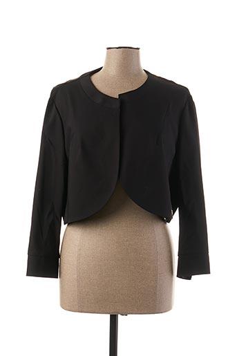 Veste casual noir DIAMBRE pour femme