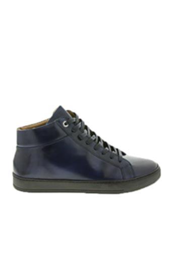 Bottines/Boots bleu MATTHEW COOKSON pour homme