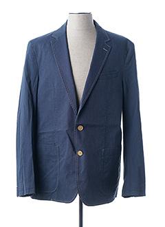Veste chic / Blazer bleu DANIEL HECHTER pour homme