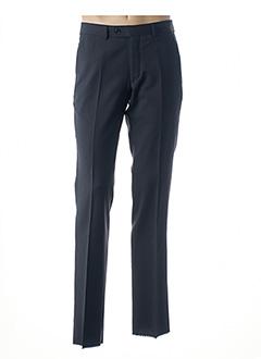 Pantalon chic noir DANIEL HECHTER pour homme