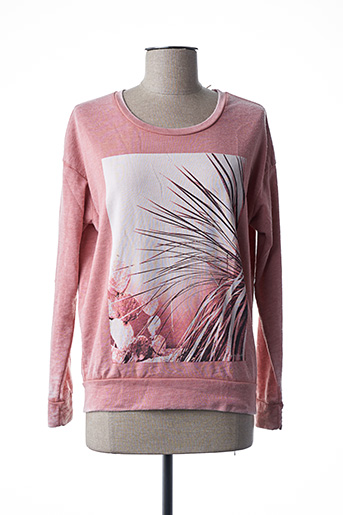 Sweat-shirt rose MAISON SCOTCH pour femme