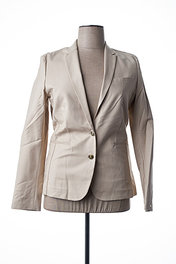 Veste casual beige TOMMY HILFIGER pour femme
