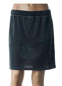 Jupe courte vert DES PETITS HAUTS pour femme