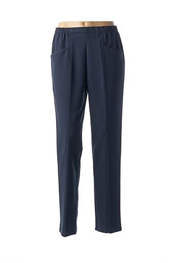 Pantalon casual bleu EXCLUSIVITY pour femme
