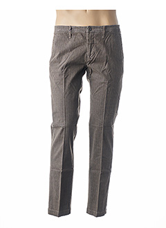 Pantalon casual marron MANUEL RITZ pour homme