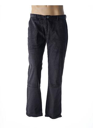 Pantalon casual marron RECYCLED ART WORLD pour homme
