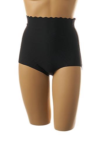Culotte gainante noir DIM pour femme