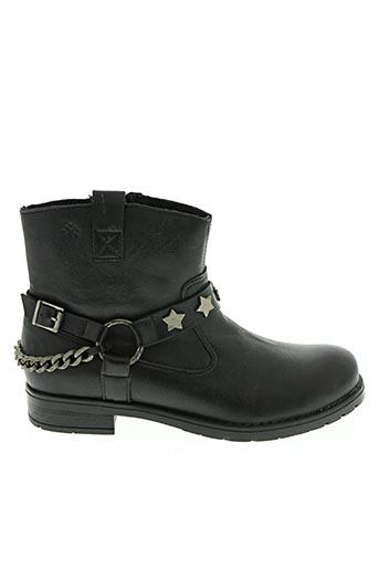 Bottines/Boots noir PRIMIGI pour fille
