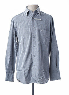 Chemise manches longues gris BANDE ORIGINALE pour homme